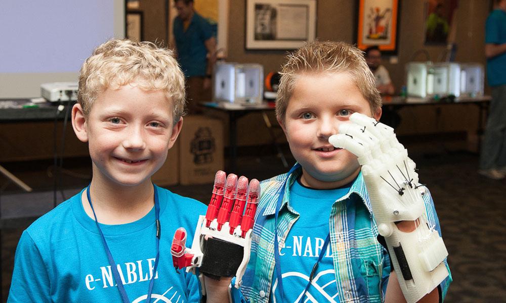 3D 技術義肢打印