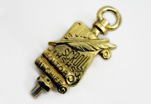 A Gold Key for all individual global winners.